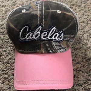 Women's Cabela's hat